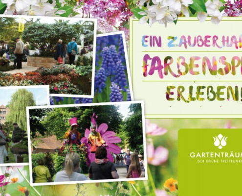 Gartenträume Berlin