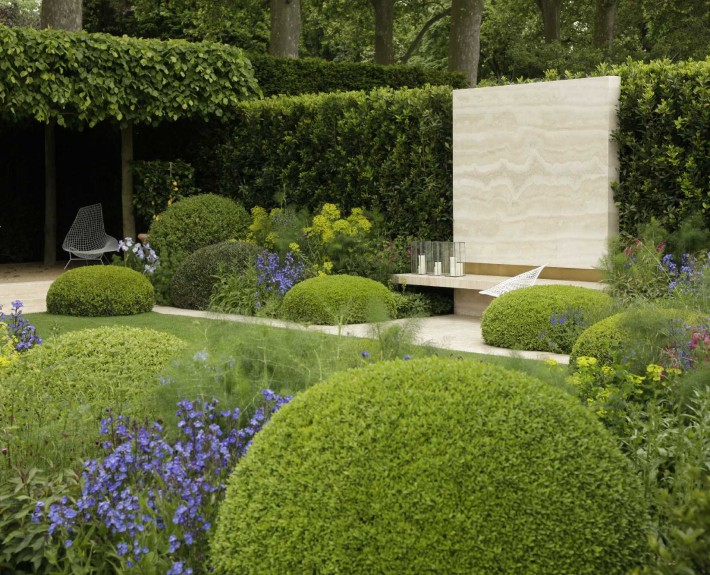 pflanzlicher Sichtschutz für den Garten