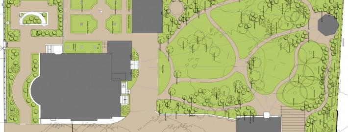 Der Entwurfsplan ist eine verbindliche Basis für die Bau-Ausführung