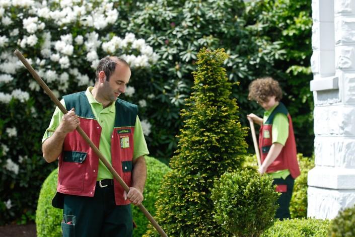 Gärtner von Eden pflegen Ihre gewerbliche oder Wohnanlage