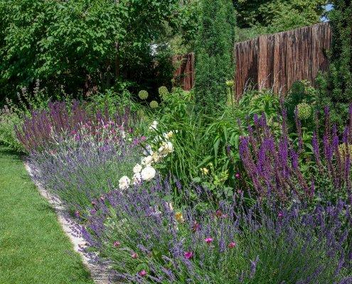 Bepflanzung, Sichtschutz