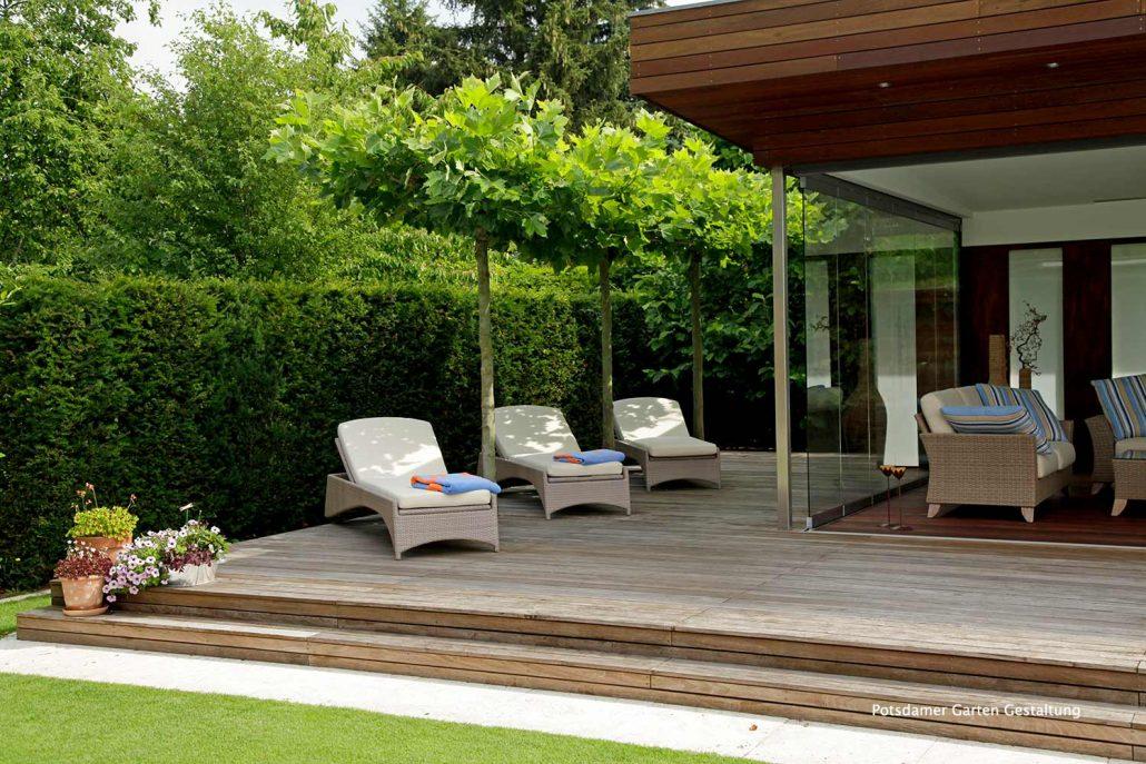 hoch im kurs spalierb ume berliner g rten g rten f r. Black Bedroom Furniture Sets. Home Design Ideas