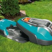 Mähroboter übernehmen die Rasenpflege für Sie