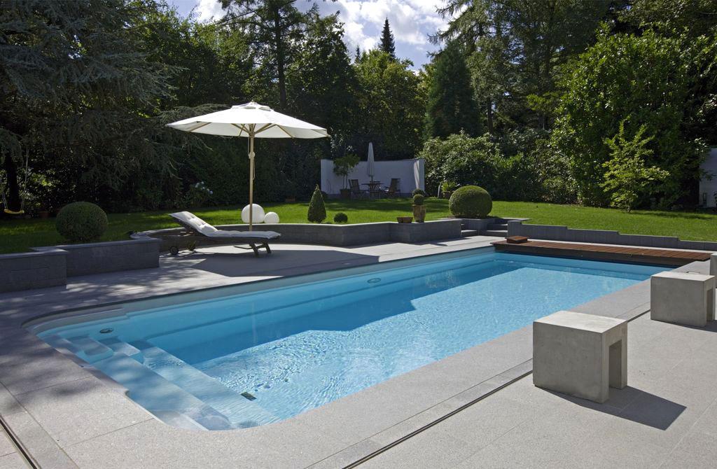 Reihenhausgarten Und Pool – Performal – sirube.info